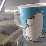 Arabia Moomin cup